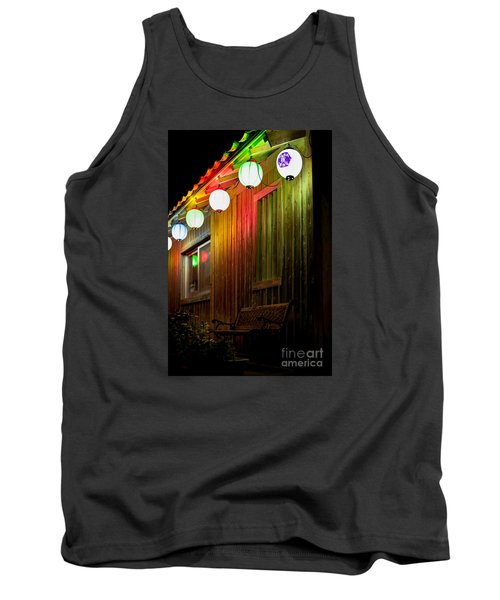 Lanterns Light The Bench Tank Top