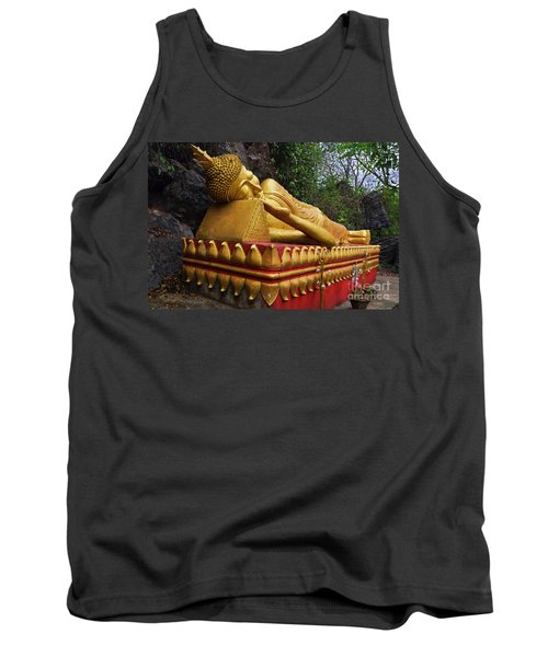 Laos_d602 Tank Top by Craig Lovell