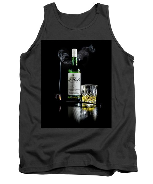 Whiskey And Smoke Tank Top