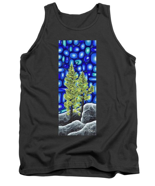 Larch Dreams 3 Tank Top