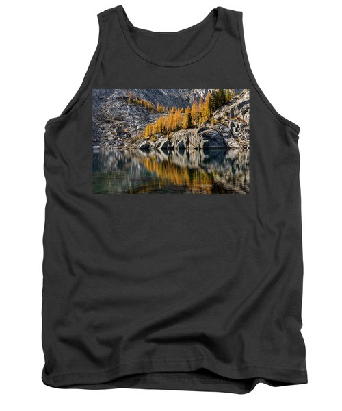 Larch Reflection In Enchantments Tank Top