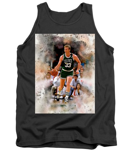 Larry Bird Tank Top