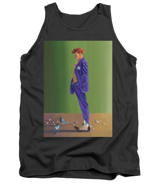 Larry Lightshoes Tank Top