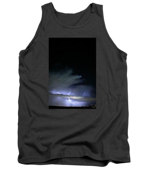 Las Vegas Lightning Tank Top