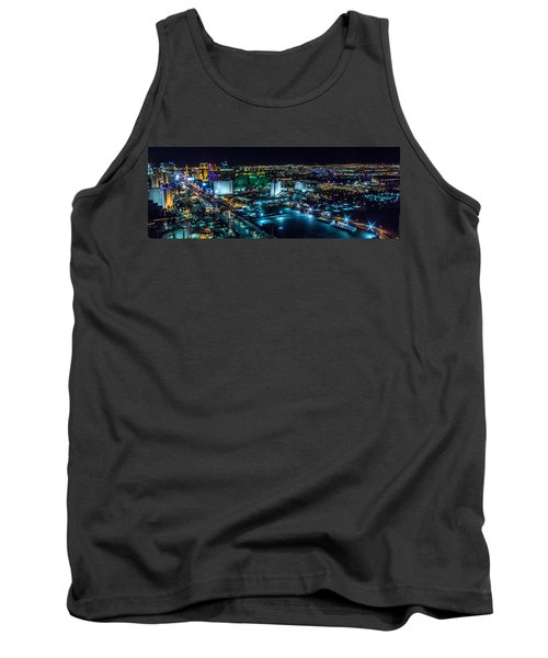 Las Vegas Looking North Tank Top