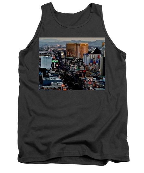 Las Vegas Strip Tank Top