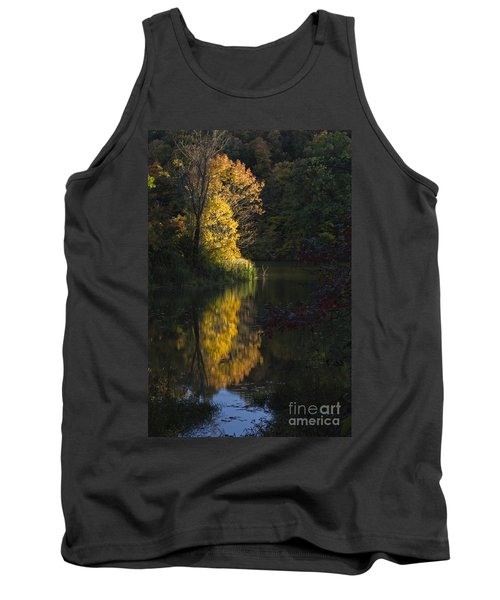 Tank Top featuring the photograph Last Light - D009910 by Daniel Dempster