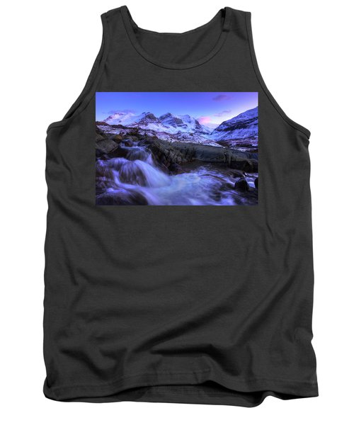 Tank Top featuring the photograph Last Rays On Andromeda by Dan Jurak
