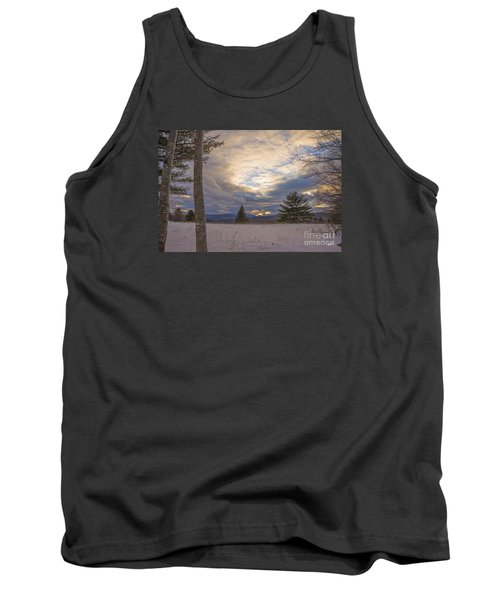Last Sunset Of 2015 Tank Top by Alana Ranney