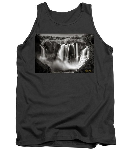 Late Afternoon At The High Falls Tank Top