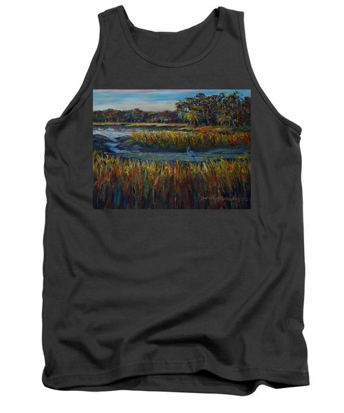 Late Afternoon Tank Top by Dorothy Allston Rogers