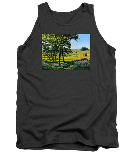 Late Afternoon Pasture Tank Top