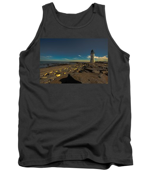 Late Light At The Light Tank Top