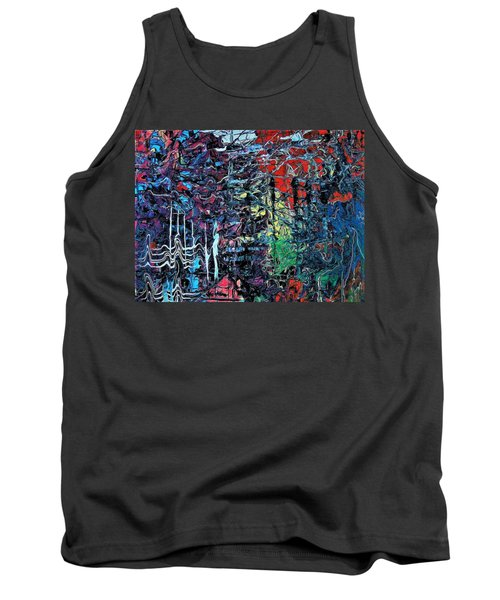 Late Night Reflections Tank Top