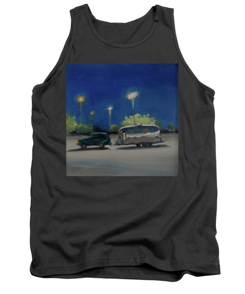 Late Night Shopping Tank Top