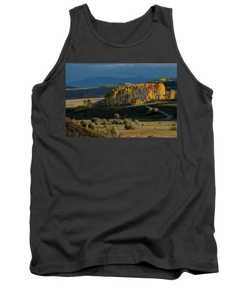 Late Stand Tank Top by Dana Sohr