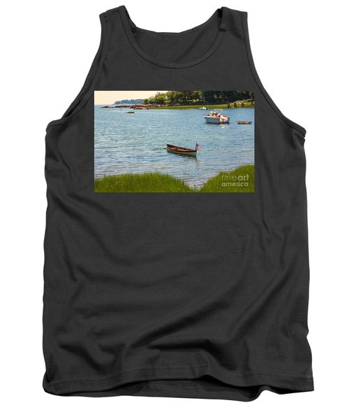 Later Afternoon Sun Tank Top