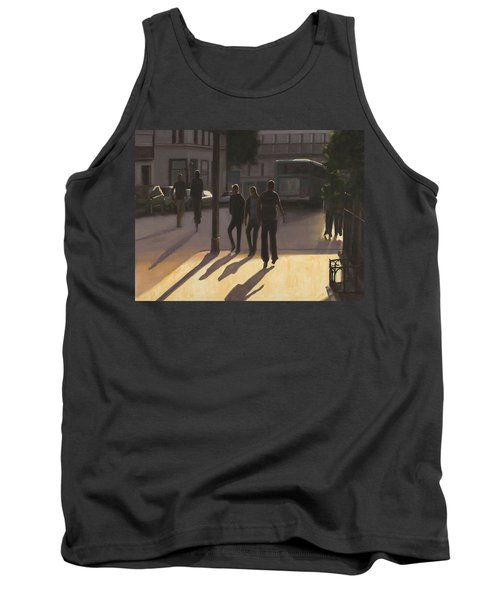 Latin Quarter Tank Top