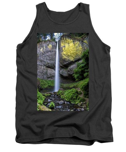 Latourell Water Fall Oregon Dsc05430 Tank Top