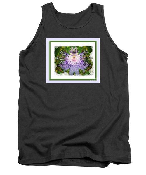 Laughing Flower Tank Top