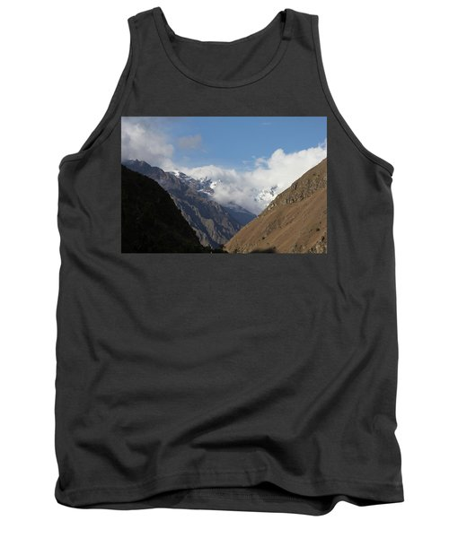 Layers Of Mountains Tank Top