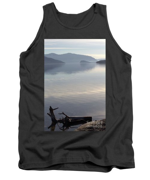 Tank Top featuring the photograph Laying Still by Victor K