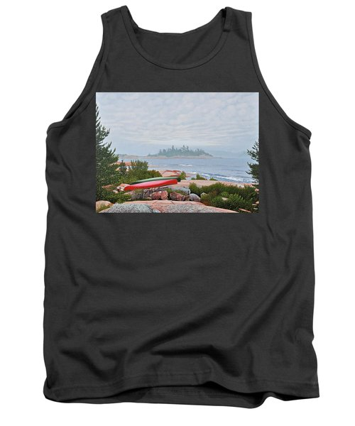 Le Hayes Island Tank Top