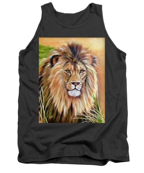 Le Roi-the King, Tribute To Cecil The Lion   Tank Top