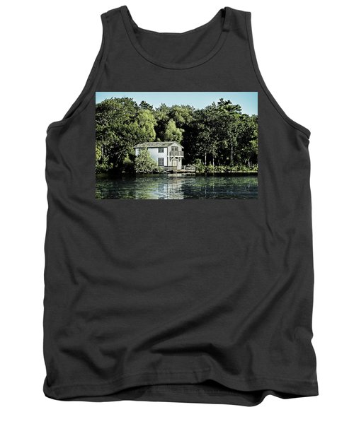 Leacock Boathouse Tank Top