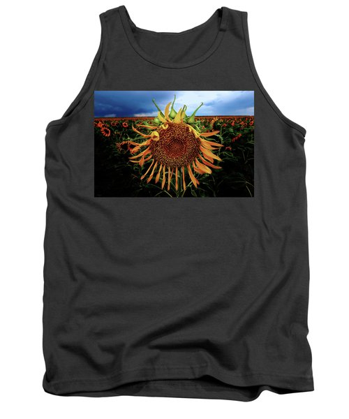 Leader Of The Pack Tank Top