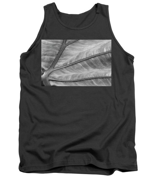 Leaf Abstraction Tank Top