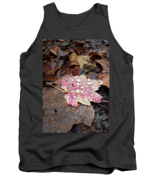 Leaf Bling Tank Top