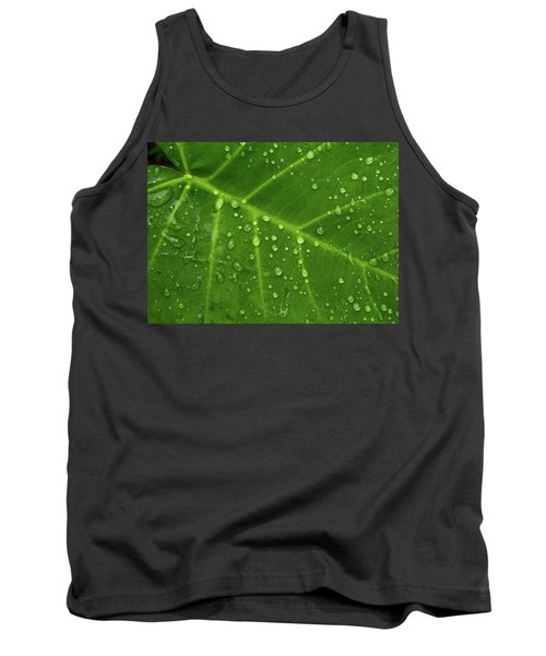 Leaf Drops Tank Top