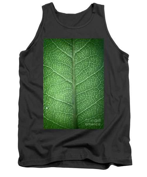 Leaf Vein Tank Top