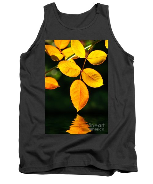 Leafs Over Water Tank Top