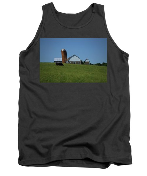 Tank Top featuring the photograph Lean Beef by Robert Geary