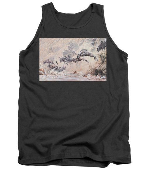 Leap Of Faith Tank Top