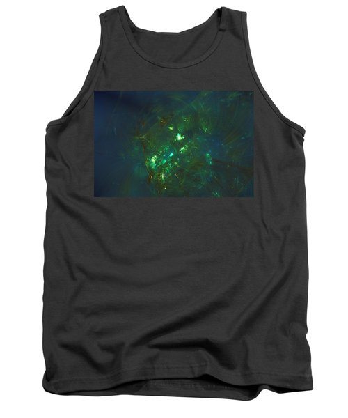 Leave The Past Behind Tank Top