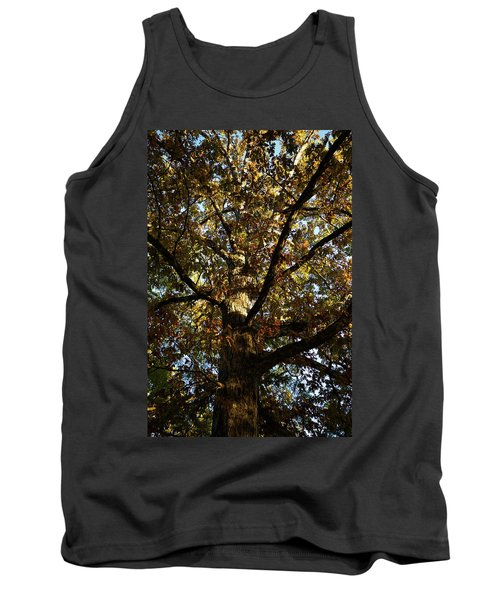 Leaves And Branches Tank Top