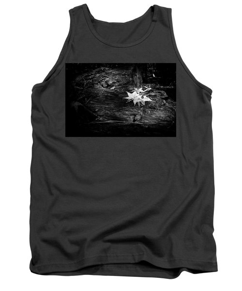 Leaves Tank Top by David Cote