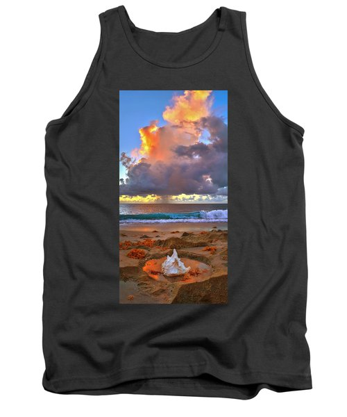 Left Behind - From Singer Island Florida. Tank Top