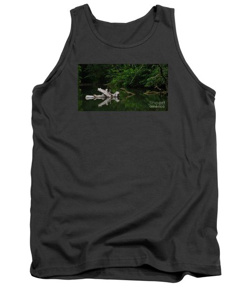Left Behind Tank Top by Pamela Blizzard