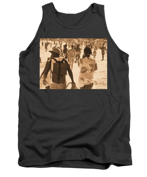 Tank Top featuring the photograph Legion by Beto Machado