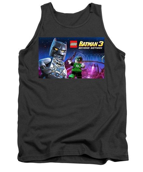 Lego Batman 3 Beyond Gotham Tank Top