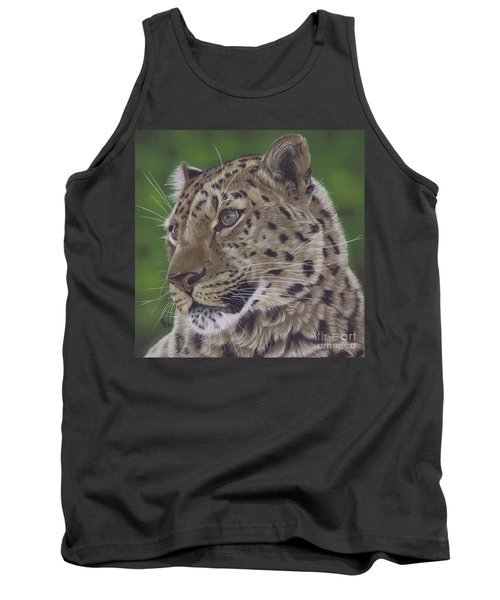 Leopard Tank Top