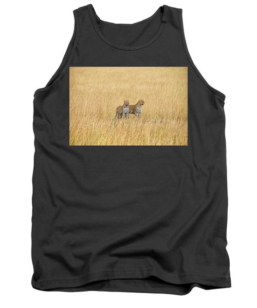 Leopard Pair Tank Top