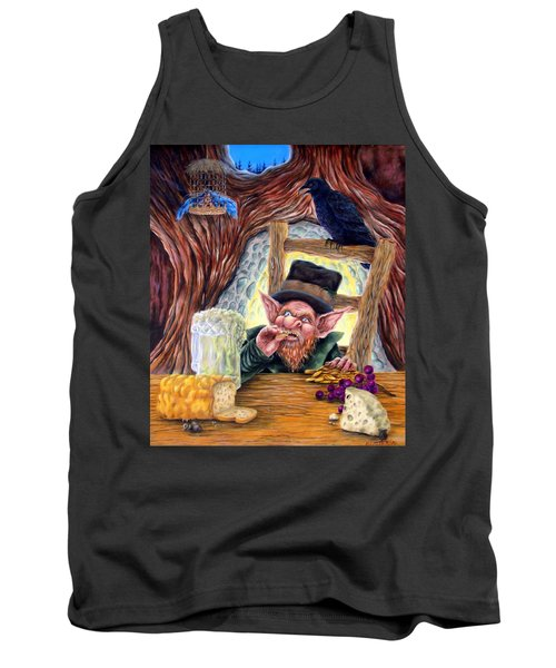 Leprechaun's Lair Tank Top