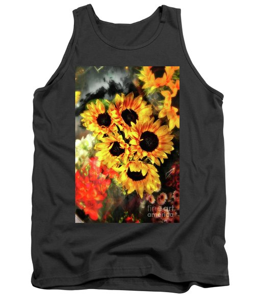 Les Tournesols Tank Top