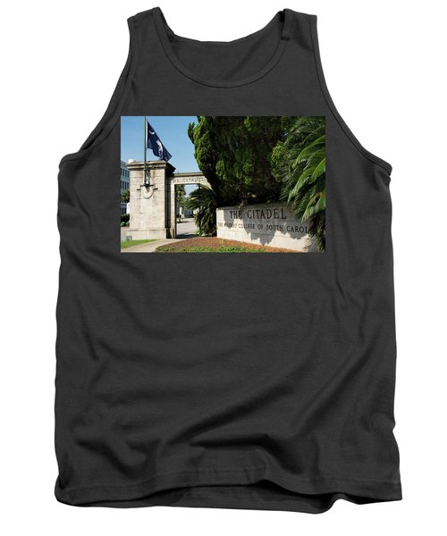 Lesesne Gate Tank Top