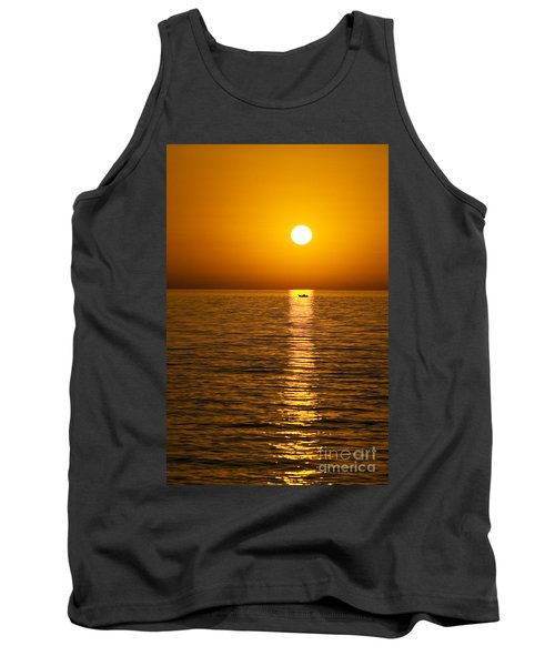 Lesvos Sunset Tank Top